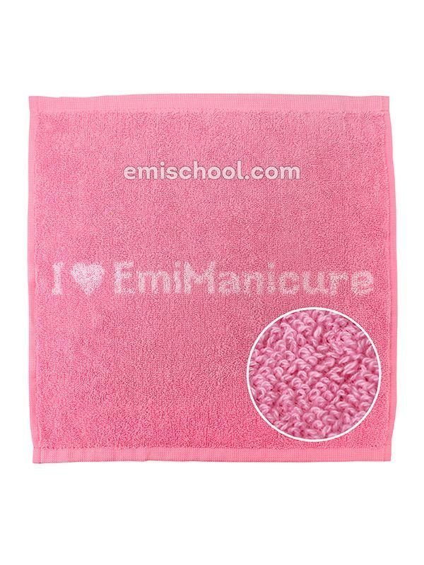 E.Mi-manicure rätik mitmevärviline