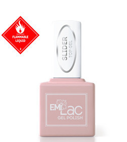 E.MiLac Slider Top Gel, 9 ml.