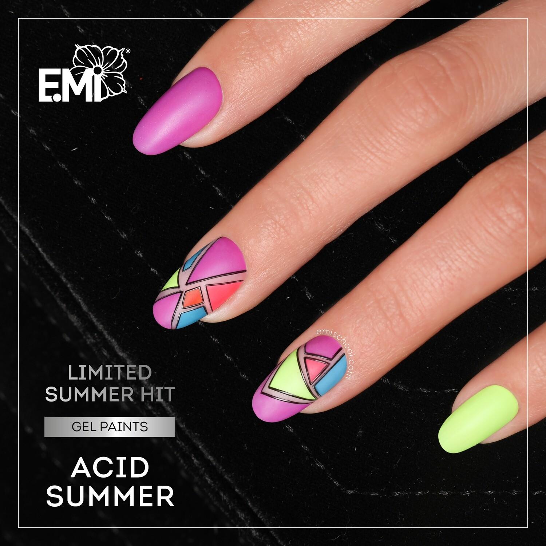 """Geelvärvide kollektsioon """"Acid Summer"""" - LIMITEERITUD kollektsioon!"""