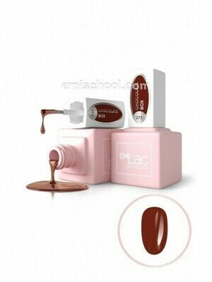 E.MiLac CG Chocolate Box #272, 9 ml.