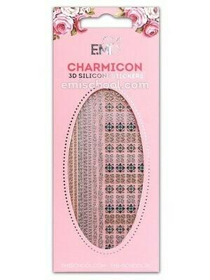 Charmicon 3D Silicone Stickers #78 Chain
