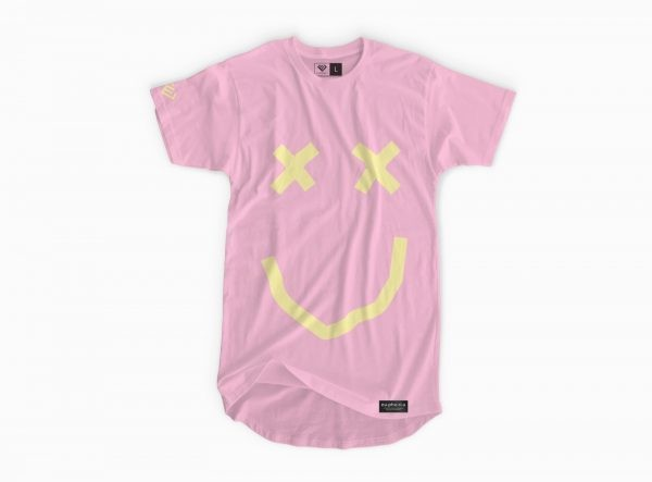 Euphoria - Smile Pink Tee