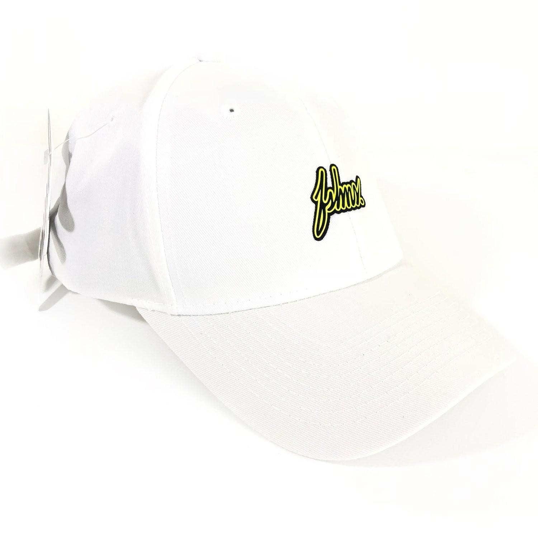 FSHNS - White Normal Logo Cap