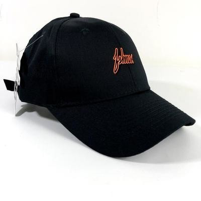FSHNS - Black Normal Logo Cap