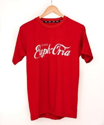 Euphoria - Red Coca Cola Tee