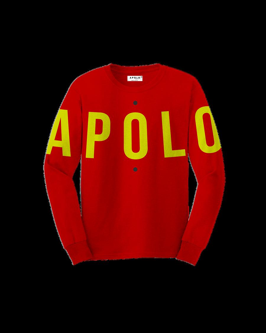 Apolo - Ferrari Red Jacket