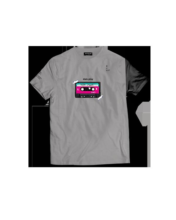 Apolo - Cassette Grey