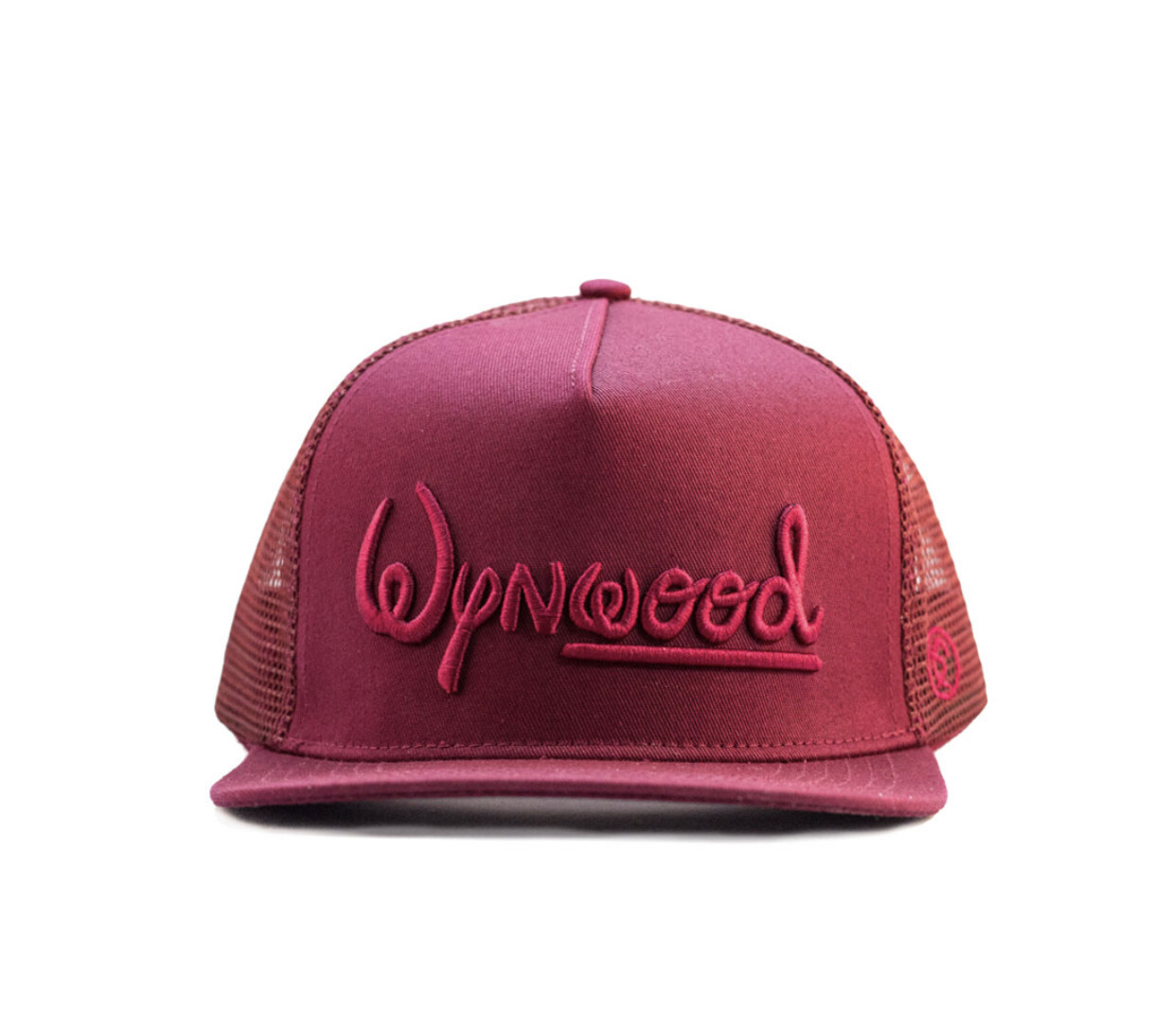 Dungeon Forward - Wynwood Burgandy Cap
