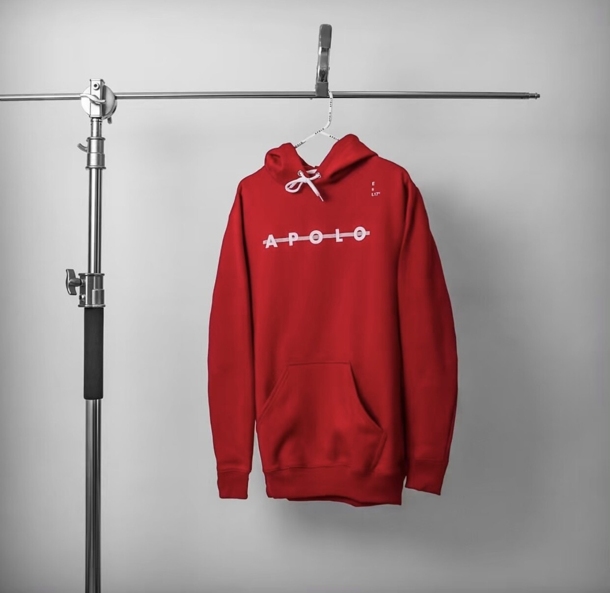 APOLO - RED HOODIE