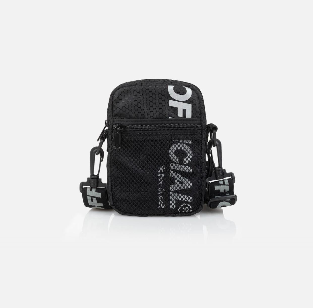 Official Black w/ Grey Bag