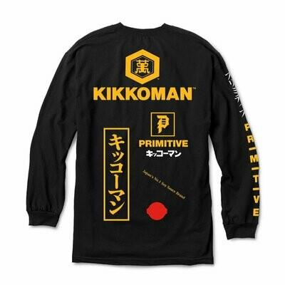 Primitive - Kikkoman Long-sleeve Tee