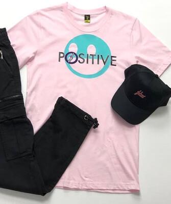 FSHNS Positive Smile Pink Tee