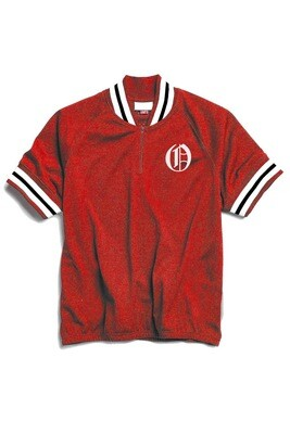 ONLYONE - Red Zip Jersey