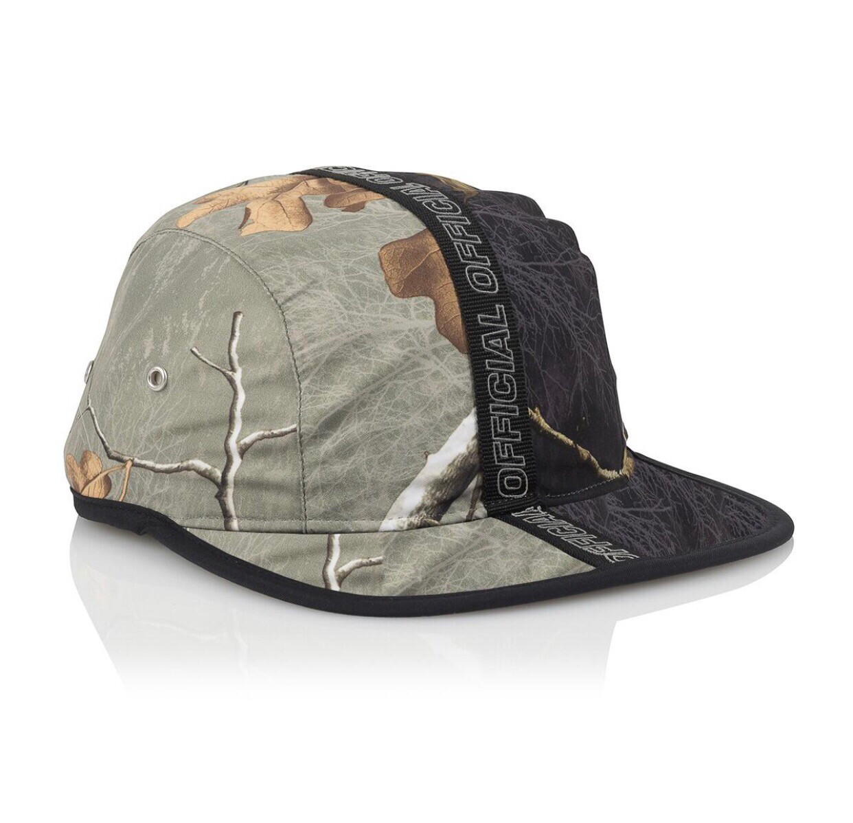 Official Six Panel Leaves