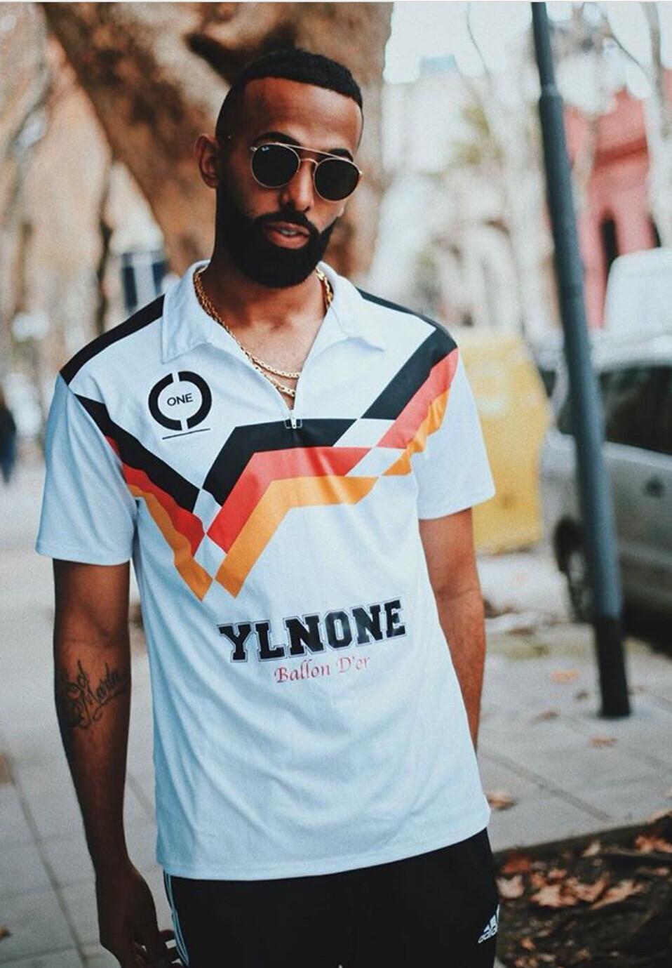 OnlyOne - White Collar Tee