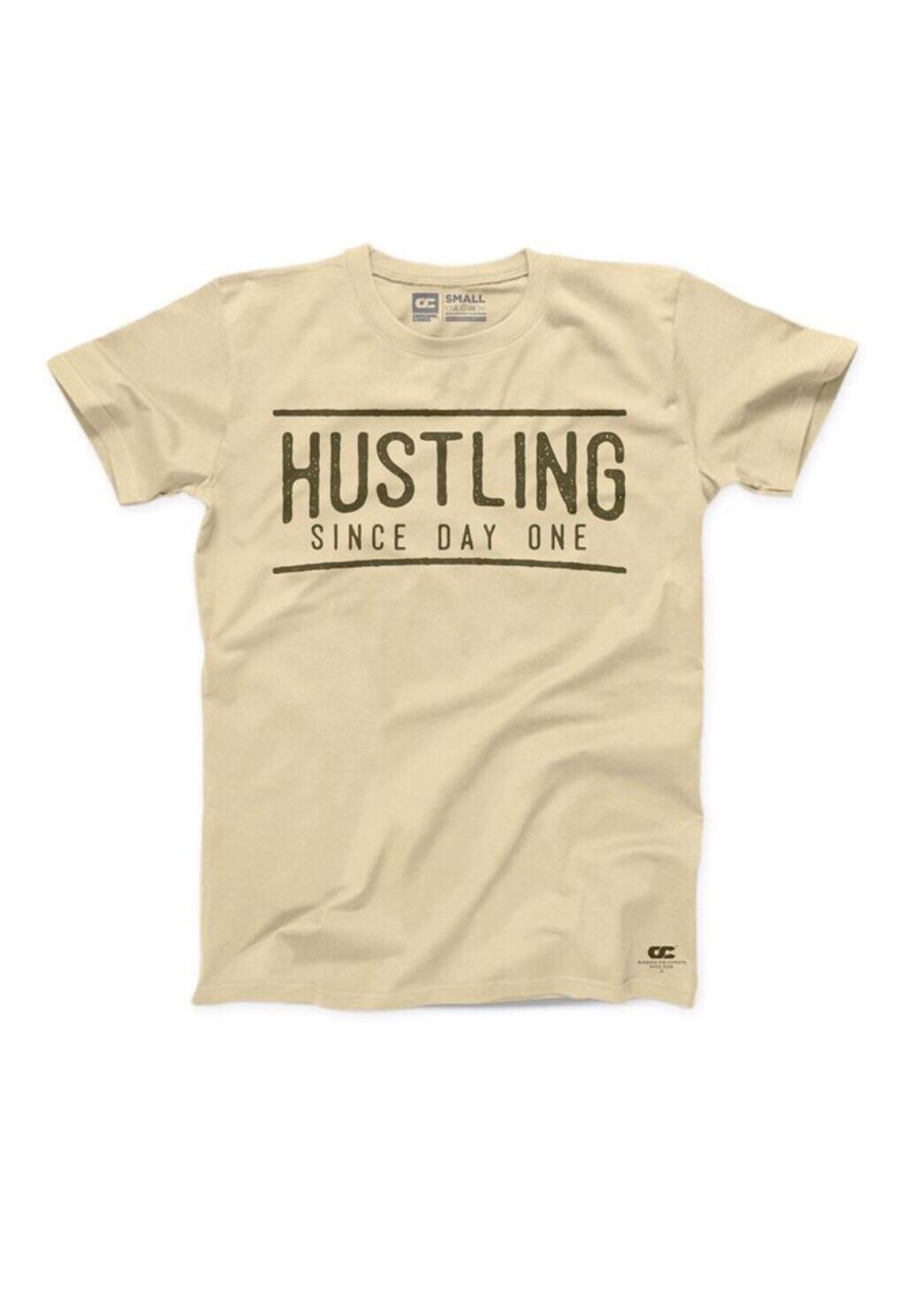 OC HUSTLING TEE