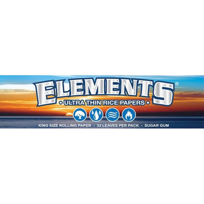 Element Rice Rolling Paper