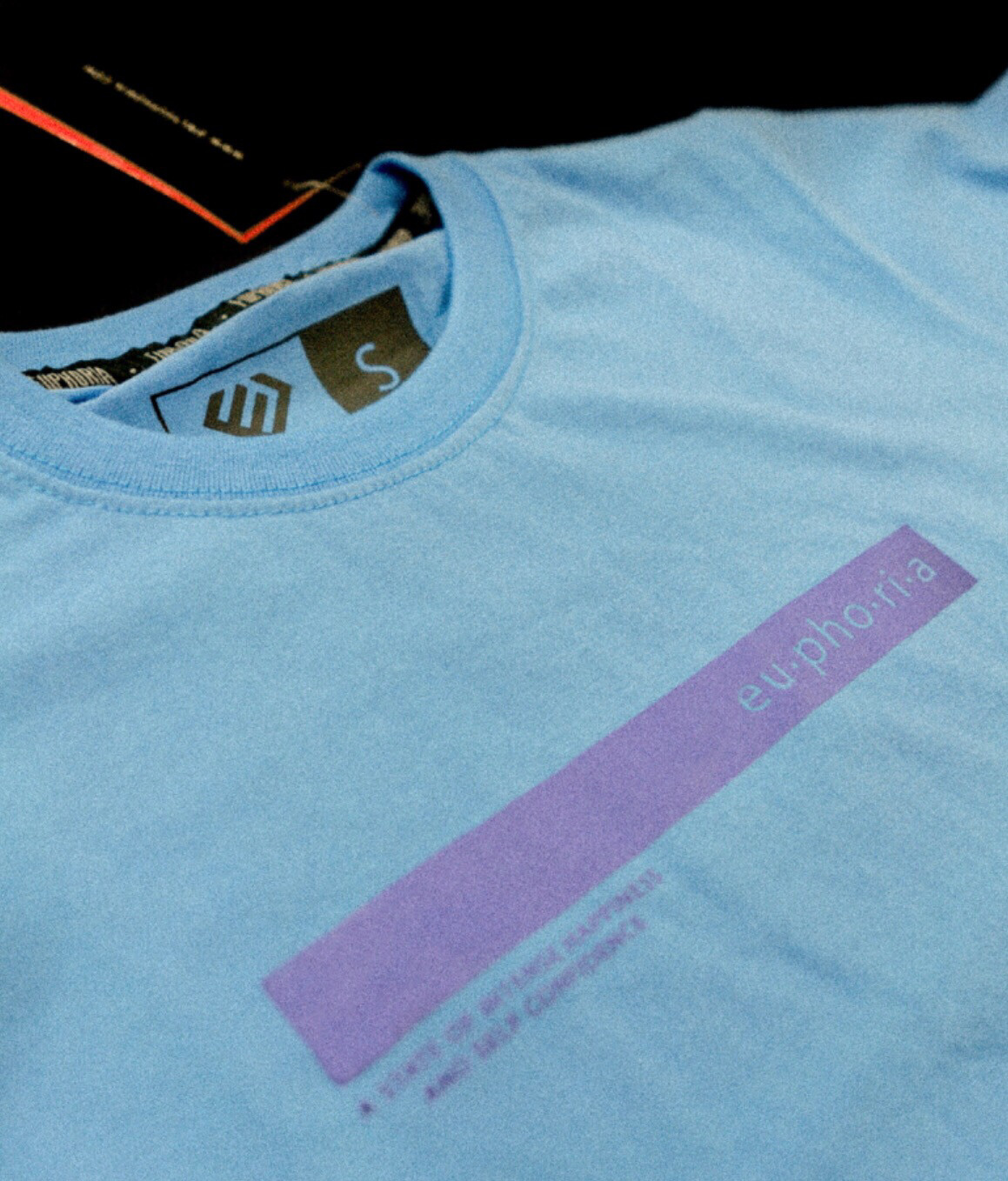 Euphoria - Blue Definition Tee