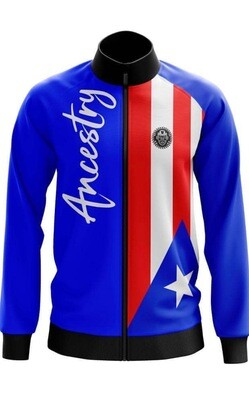 Ancestry - Puerto Rico Jacket