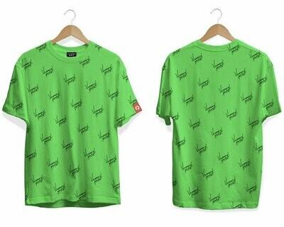 VM - Green T - shirt