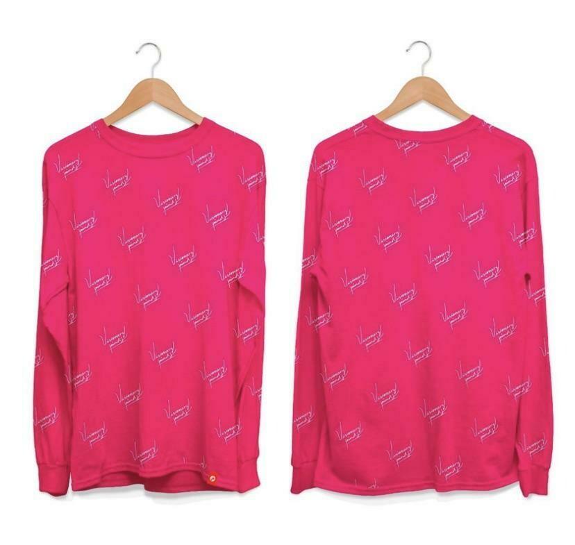 VM - Long Sleeve Pink