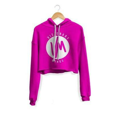 VM - Pink Hoodie