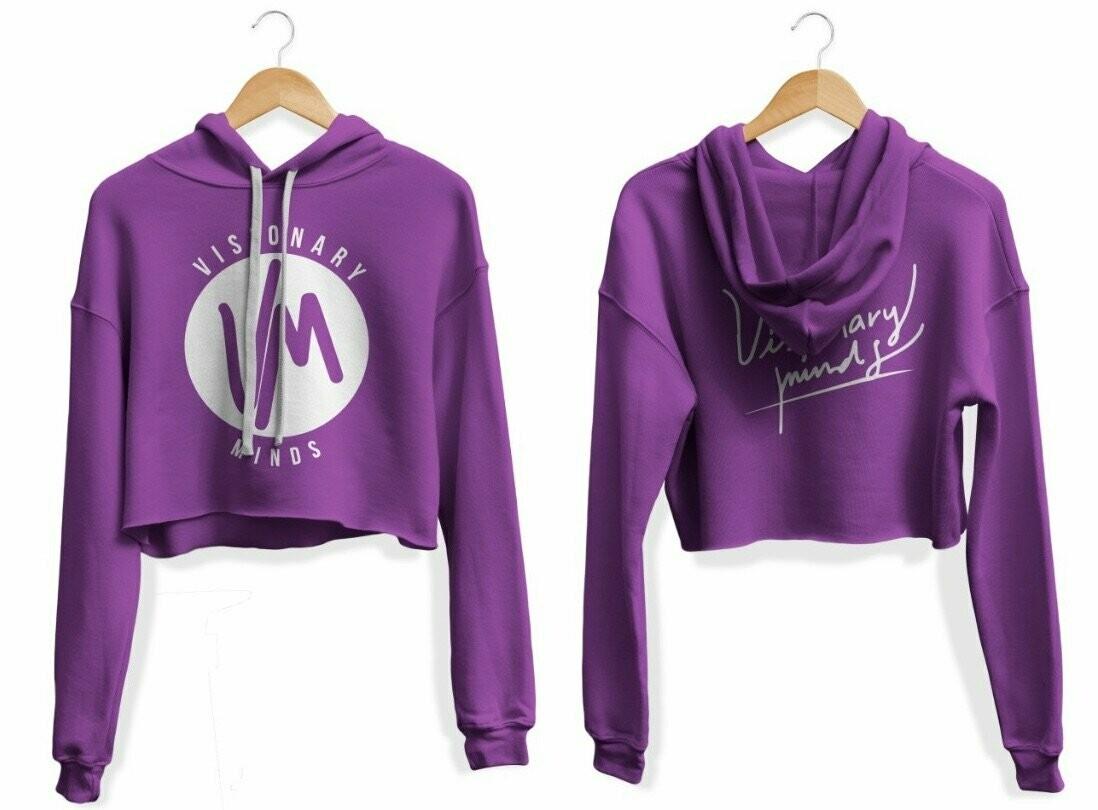 VM - Purple Hoodie