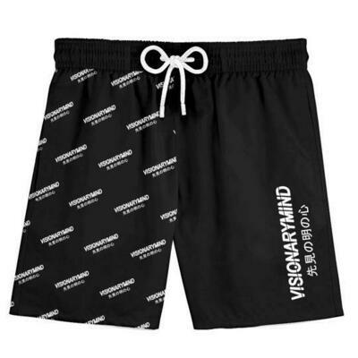 VM - Black Visionary Shorts