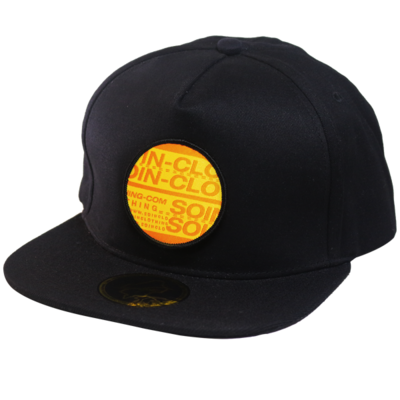 SOIN CLOTHING VELCRO PATCH STRAPBACK CAP