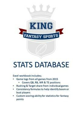 Stats Database