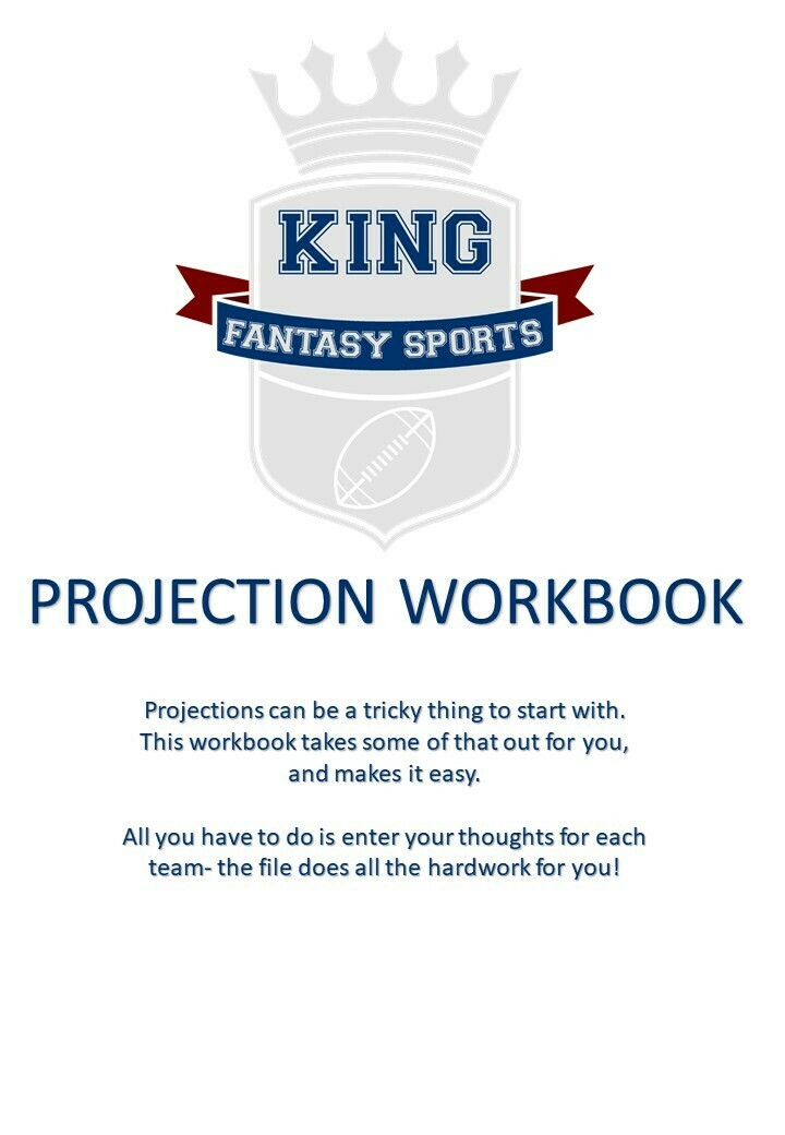 KFS Projection Workbook