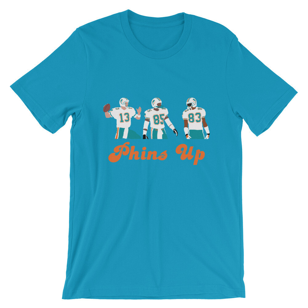 Retro Phins Up