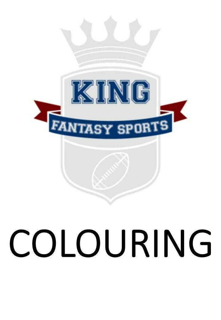 KFS Colouring Book