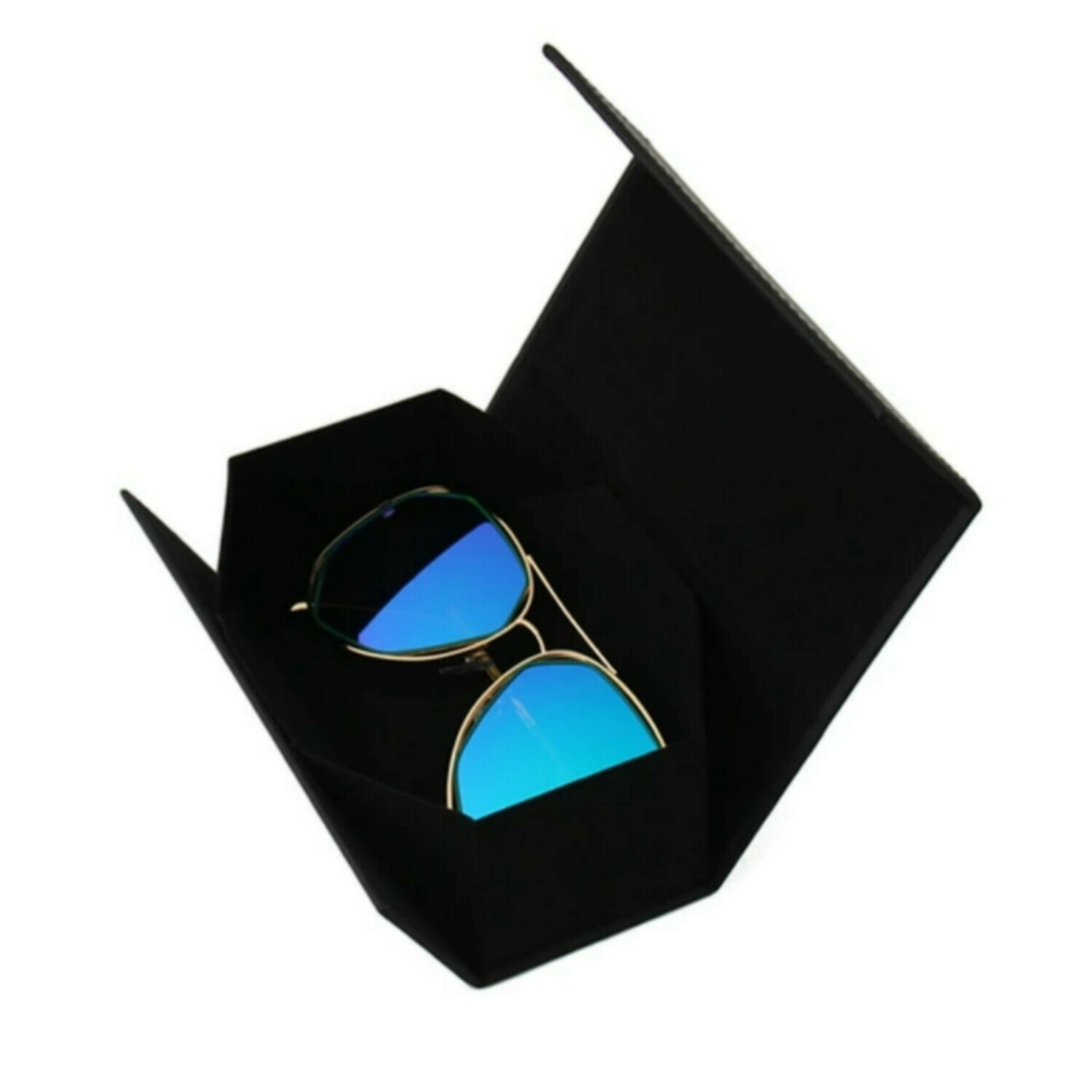 SHEILA MO Designer Folded Sunnies Case
