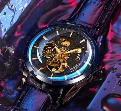 IK Colouring Watch Unique Gear Design