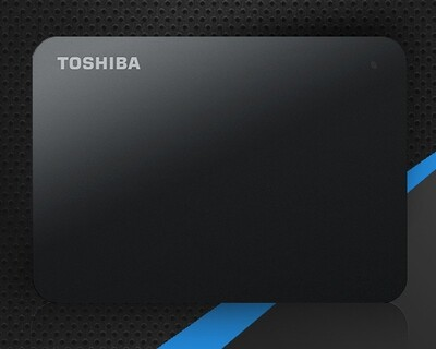 Toshiba HDD USB3.0 4TB Canvio Basics A3