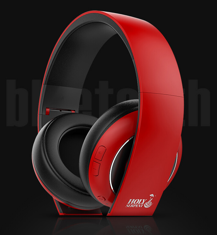 Holy Serpent F5 Wireless Headset Bluetooth Strong Core