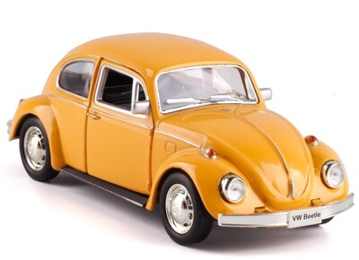 Car Mini Model Collection Toy Wolkswagen 1967 Beetle
