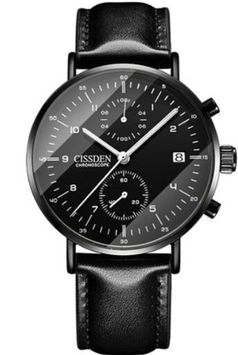 Cissden New Watch Modern Minimalist Edition