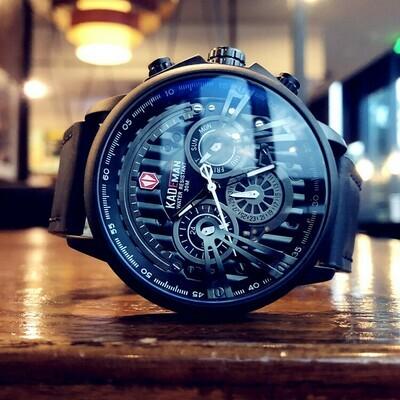 Kademan Wirst Watch Premium Build