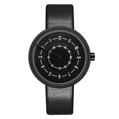 Watch with Unique Style - Special Creative Design