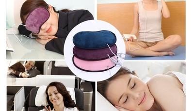 Eye warming mask (reduces eye stress promotes eye wellness)
