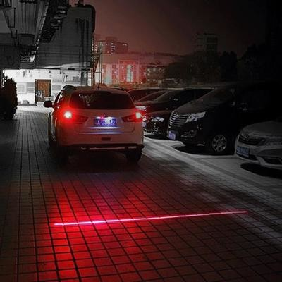 Car RED LED Laser Safety / FOG Light for Reverse protection