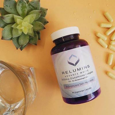 Relumins 1650mg Glutathione