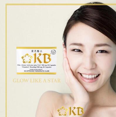 KB Glutathione - 10 Boxes