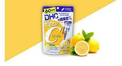 Dhc Vitamin C  120 capsules