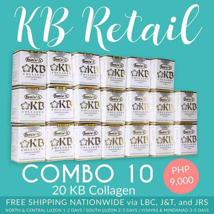 KB Collagen - KB Retail Combo # 10