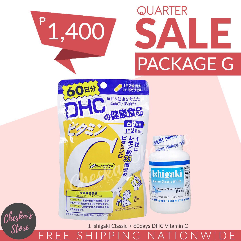 Quarte Sale Package G