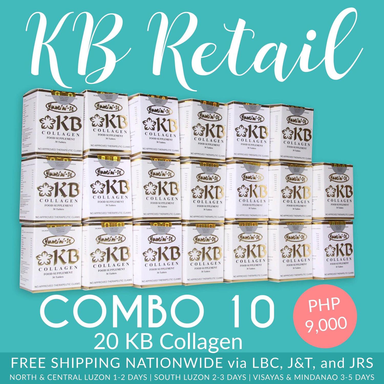 KB Combo #10