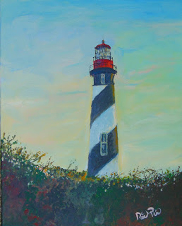 St. Augustine Lighthouse - DBP001